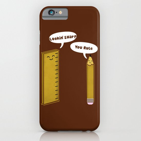 Back To School iPhone & iPod Case