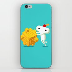 The Prince with a FEZ iPhone & iPod Skin