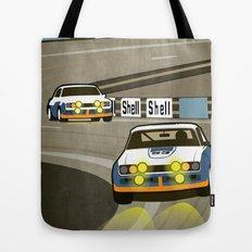 Capri at Le Mans Tote Bag