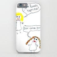 SON CHORIZOS iPhone 6 Slim Case