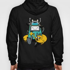Portable Time! Hoody