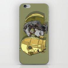 C Thru PO iPhone & iPod Skin