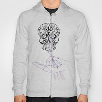 untitled skull Hoody