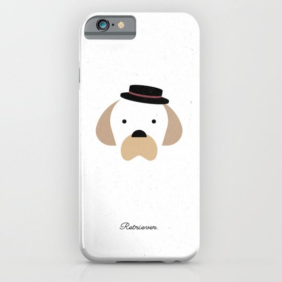 Pedigree: Retriever iPhone & iPod Case