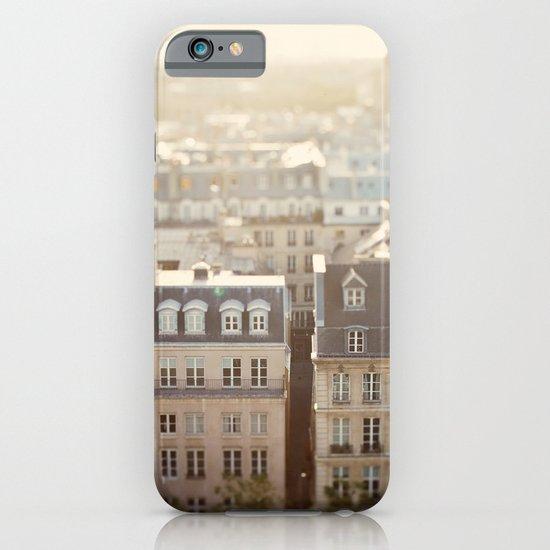 Dans Mon Reve de Paris iPhone & iPod Case