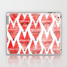 Foxy Pattern Laptop & iPad Skin