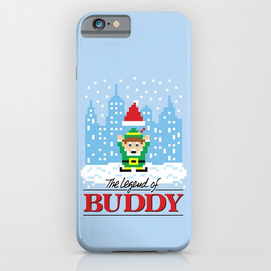 The Legend of Buddy iPhone & iPod Case