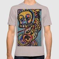 Untitled Mens Fitted Tee Cinder SMALL