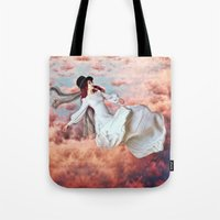 The Free Fall Of Hypnago… Tote Bag