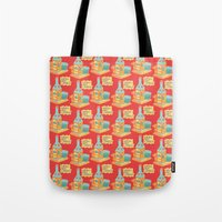 We All Get Lonely. Tote Bag