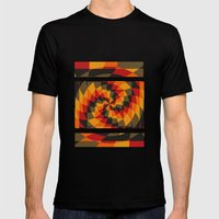 Dragon Box Mens Fitted Tee Black SMALL