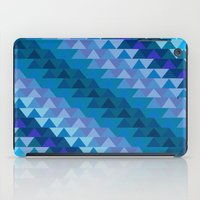 Digital Waves iPad Case
