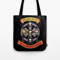 Figrin D'An and the Modal Nodes Tote Bag
