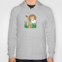 L is for Lion.. Hoody