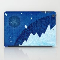 Ice Planet iPad Case