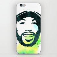 C' iPhone & iPod Skin