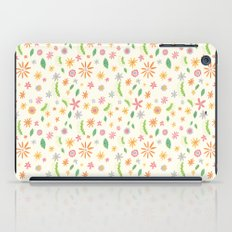 Colourful Daisies iPad Case