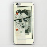 Girls Who Wear Glasses iPhone & iPod Skin