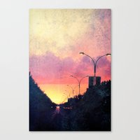 The End of Days. Canvas Print