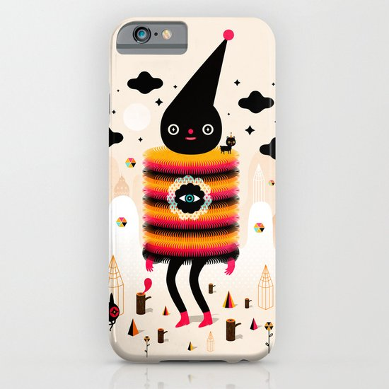 Mr. Wooly iPhone & iPod Case