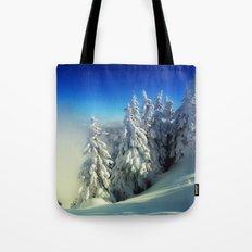 Frozen Top Tote Bag