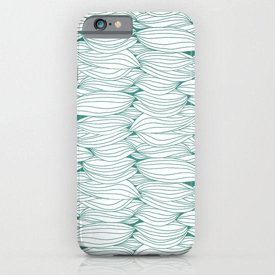 Dancing Feathers iPhone & iPod Case