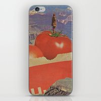 A Woman's Place iPhone & iPod Skin
