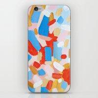 Firecracker iPhone & iPod Skin