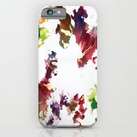 iPhone & iPod Case featuring Splatter by Leechi