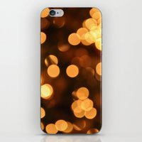 Bokeh Bokeh Bokeh Bokeh (for devices) iPhone & iPod Skin