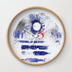 Astromech Deetoo Wall Clock