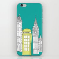 London - City Prints // … iPhone & iPod Skin