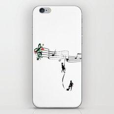 TANAN (Fighting for Love) iPhone & iPod Skin
