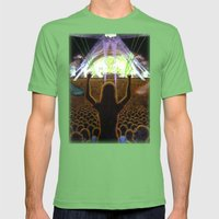 The Concert Mens Fitted Tee Grass SMALL