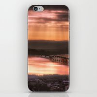 Dundee Railway Bridge iPhone & iPod Skin
