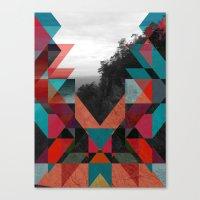 Printscape Canvas Print