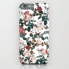 Floral and Butterflies II iPhone 6 Slim Case