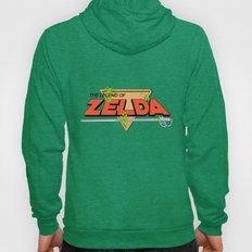 The Legend Of Zelda Logo Hoody