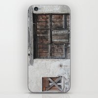 Disused Home iPhone & iPod Skin