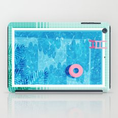 Chillin' - Poolside Palm… iPad Case