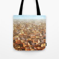 Mexico City Tote Bag