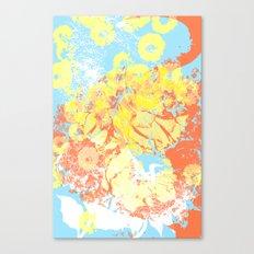 floral 003. Canvas Print