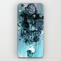 Doom And Bloom iPhone & iPod Skin