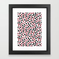 well suited Framed Art Print