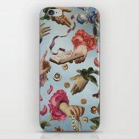 TULPA iPhone & iPod Skin