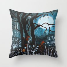 GUARDIANS OF THE FORGOTT… Throw Pillow