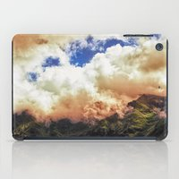Morning on Fire iPad Case