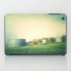 Farm land drive by iPad Case
