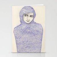 Abaya 01 Stationery Cards