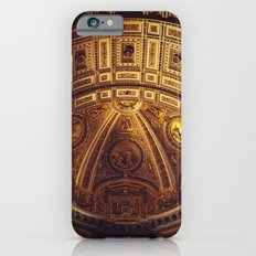 Golden Roman Basilica Slim Case iPhone 6s